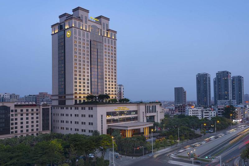 东莞喜来登商务酒店家具工程