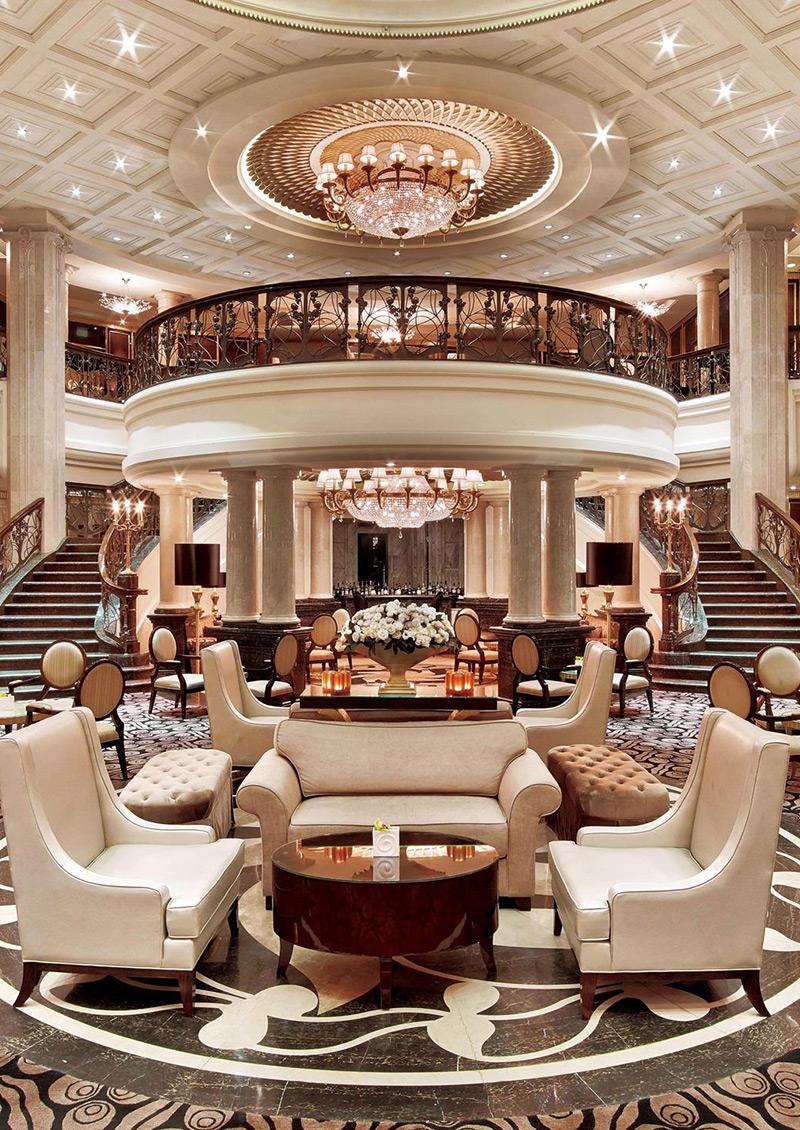 酒店大堂整体家具配套 HTGQ09