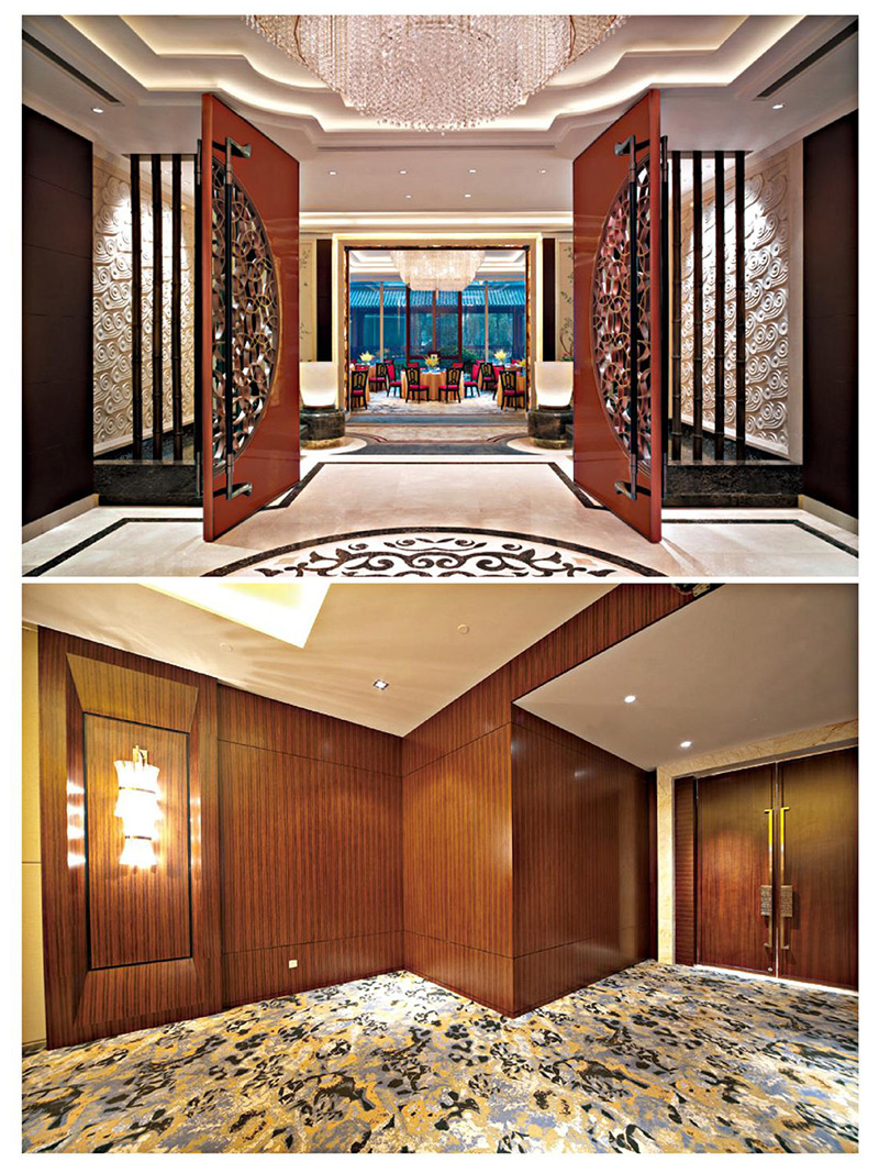 酒店固装家具设计定制 HTGZ02