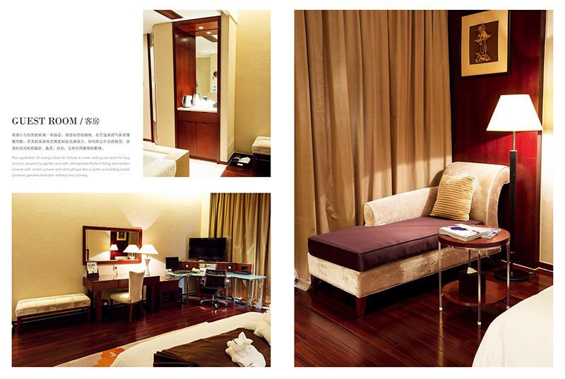 精品酒店客房家具整体配套 HTTF03