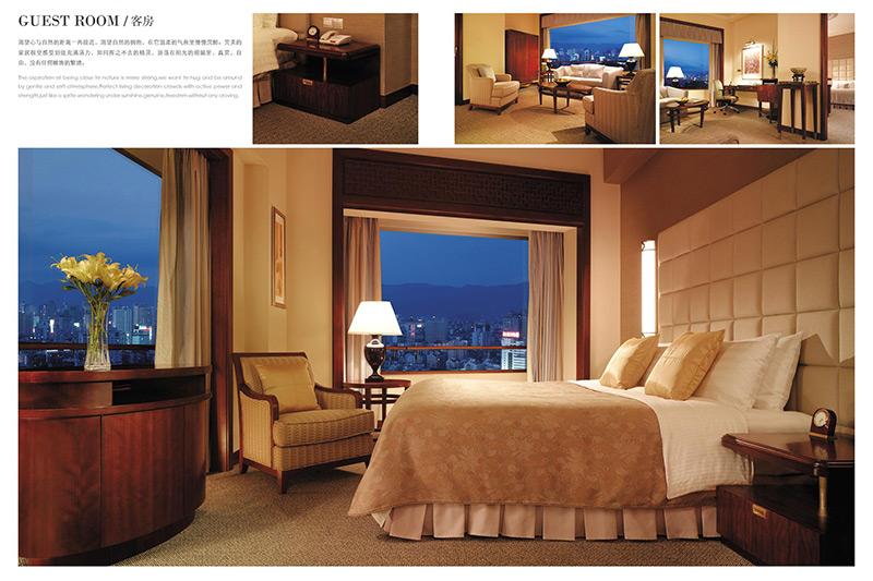 商务酒店客房家具  HTTF20