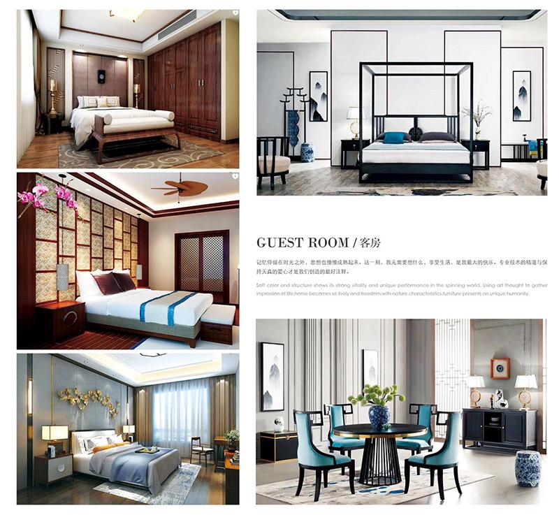 新中式家具图片