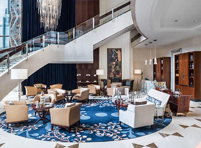 酒店公区家具沙发图片 GQMZ-20