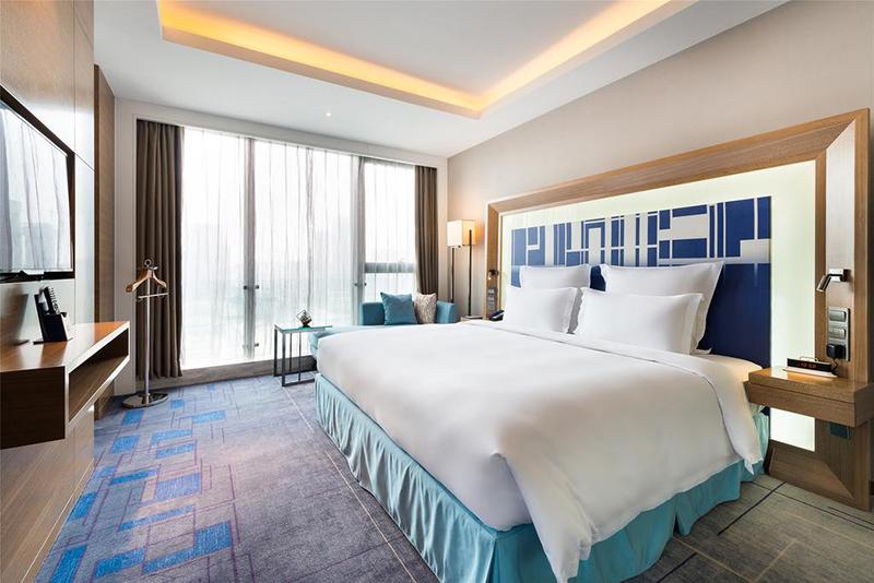 宁波逸东诺富特酒店案例
