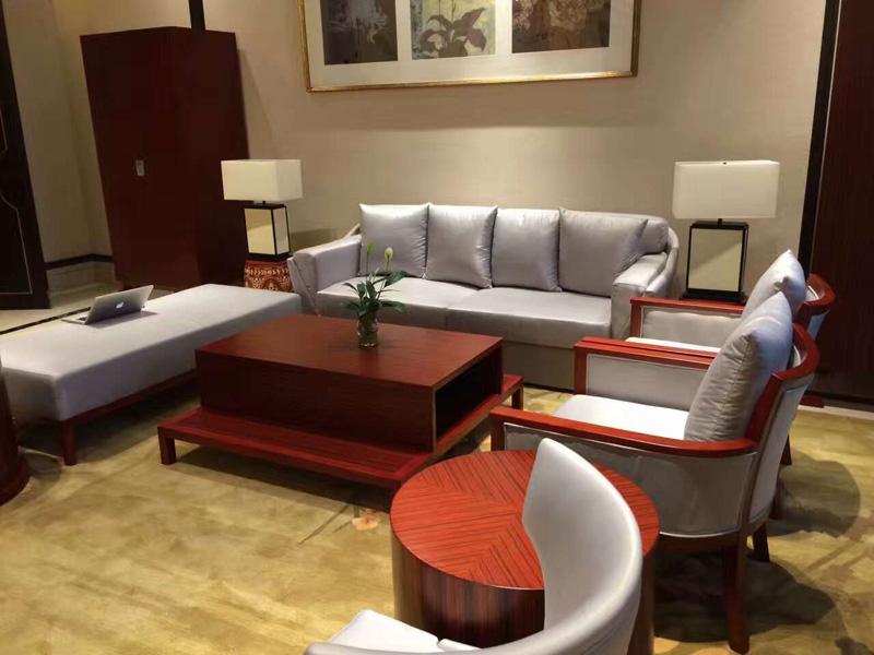 酒店客房沙发