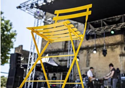 fermob - Bistro经典户外椅子